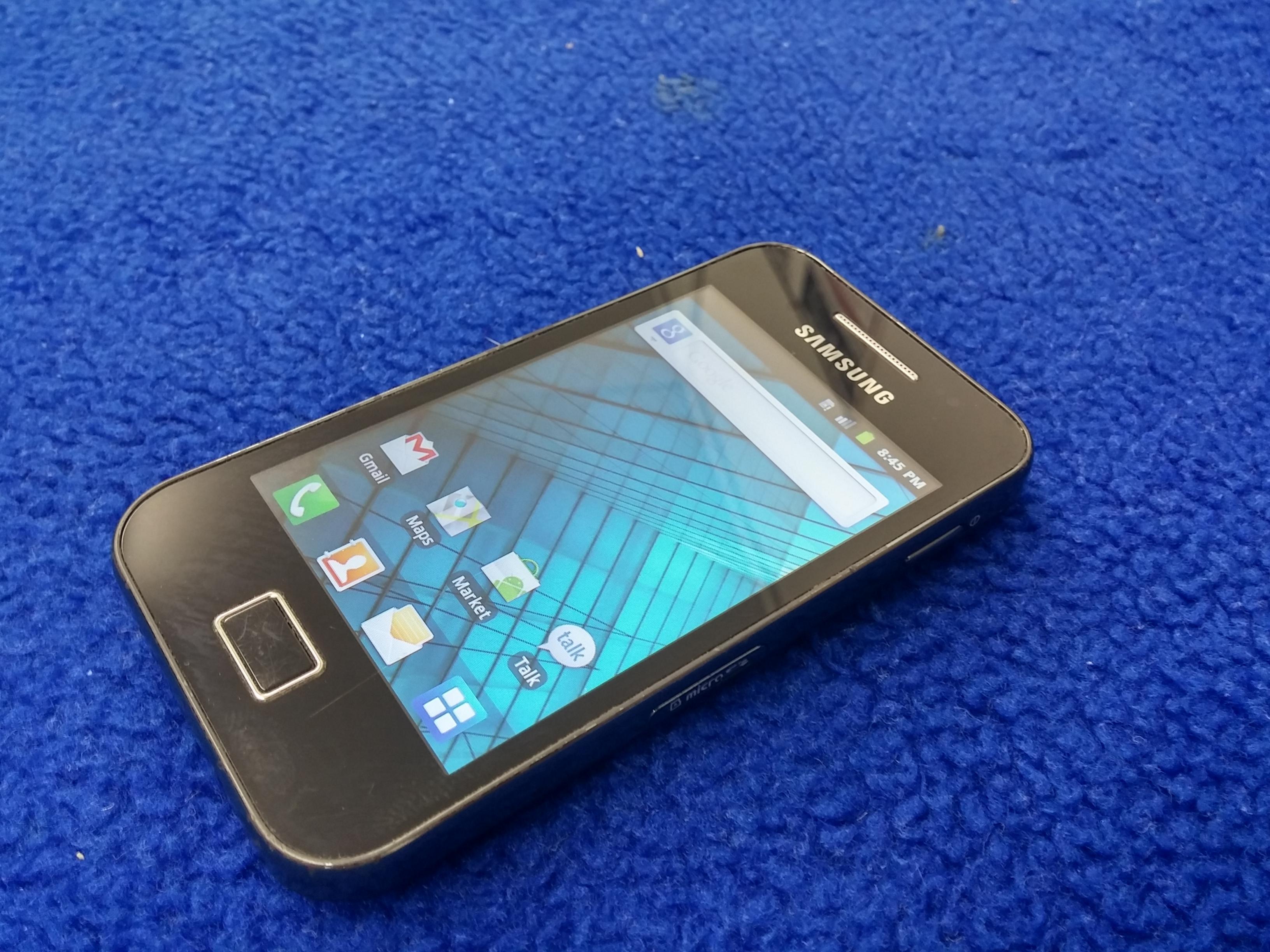 Официальные Прошивки для Samsung Galaxy Ace
